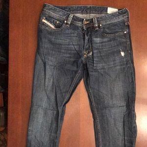 Diesel Men's Jeans (Used)